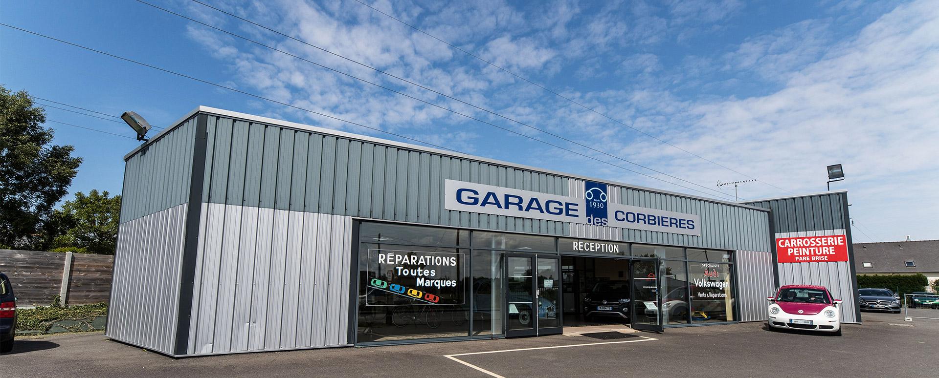 Garage des Corbières, mécanique auto à Dinard / La Richardais