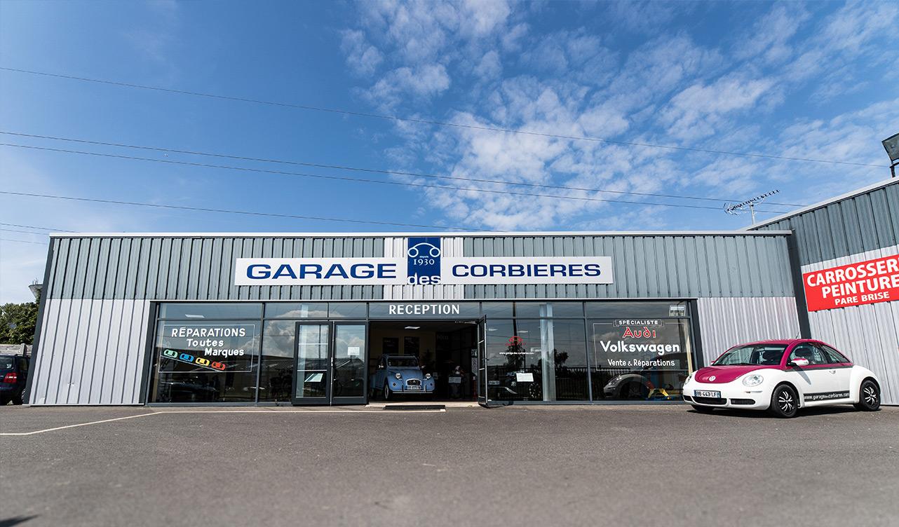 Garage multimarque, spécialiste Volkswagen / Audi / Skoda - La Richardais 35