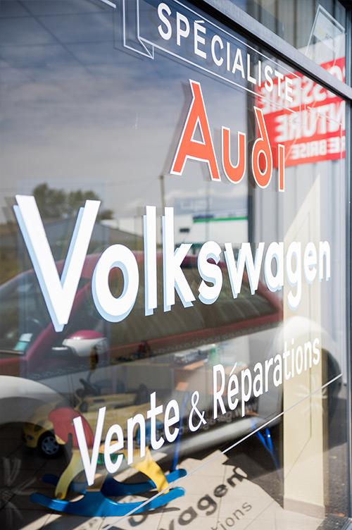 Volkswagen à Dinard